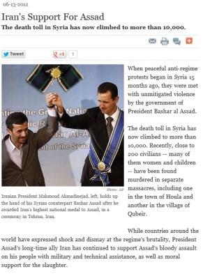 Dua pemimpin Syiah bersatu membunuh Ahli Sunnah Wal Jamaah