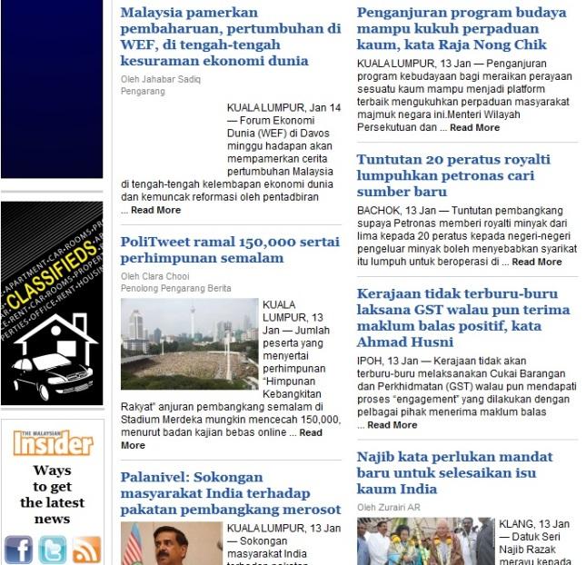 Malaysia Insider - Tiada berita Majlis Syura PAS